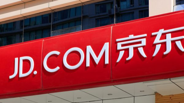 JD.com has seen its stock prices soar seven per cent after beating analysts' estimates over its third quarter and outpacing the slowing growth of the wider Chinese economy.