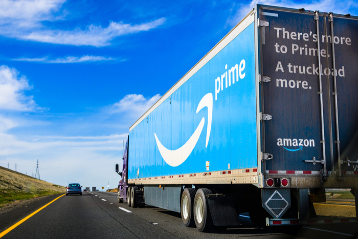 "Amazon to cut out third party delivery companies with ""Shipping with Amazon"""