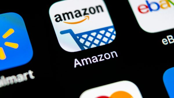 "Amazon has broken records this holiday shopping season after deliveries ""nearly quadrupled compared to last year"", sending its shares soaring."