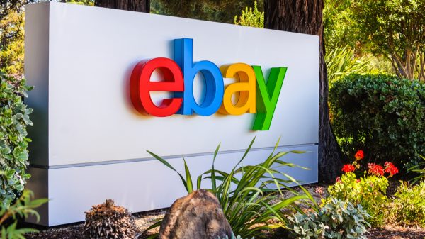 Ebay saw revenues rise nearly 30 per cent during its final quarter as the equivalent of one in four Brits shopped on the platform over the Christmas season.