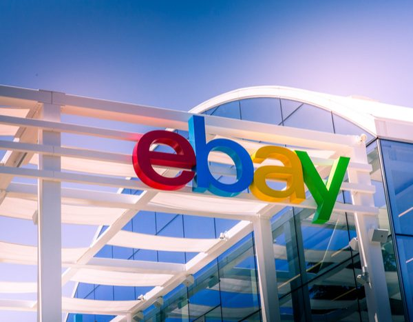 Ebay has seen its share prices jump more than two per cent after reports emerged that it was in talks with multiple parties regarding the sale of its classified-ads business.