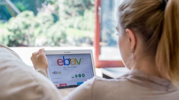 Resale platforms like Ebay and Etsy are set to receive a sales boon this Christmas as an uncertain economic climate drives shoppers towards second-hand goods.