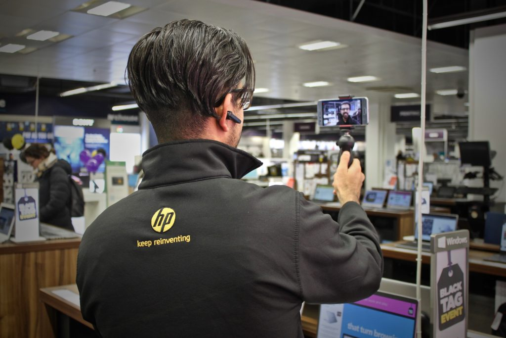 Go Instore tech drives sales growth for Currys PC World