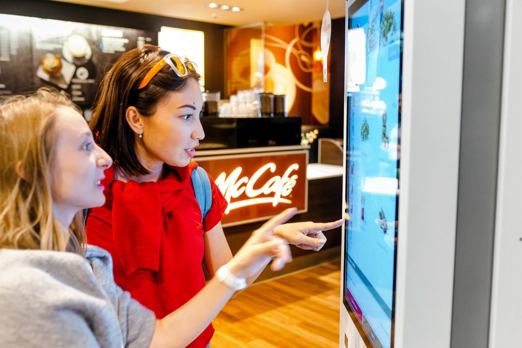 McDonald's acquires AI startup for $300m as it aims to personalise menus