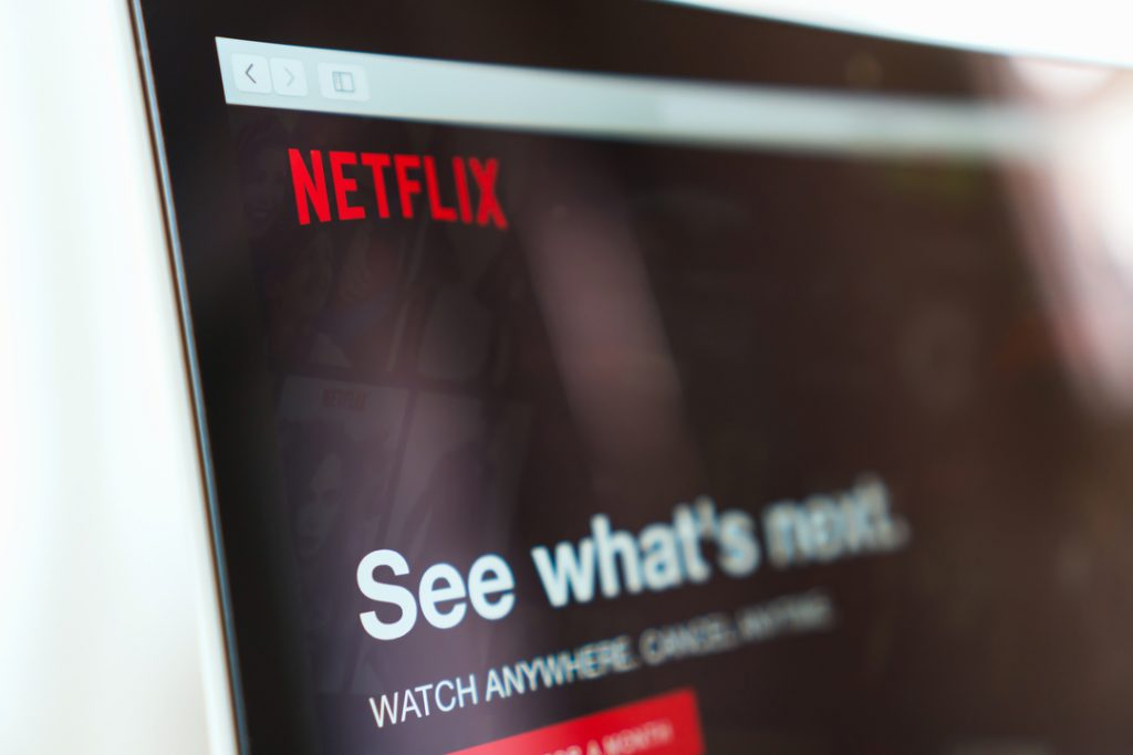 Netflix will not be part of Apple's new streaming service, says CEO