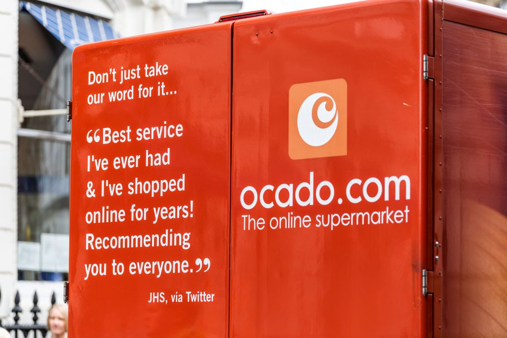 Ocado reports major losses as it reveals £100m cost of fire