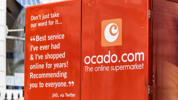 Ocado Retail has enjoyed double-digit growth over the third quarter, marking the first set of results since the launch of its £1.5 billion joint venture with Marks & Spencer.