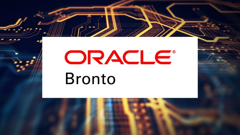 Oracle Bronto Charged