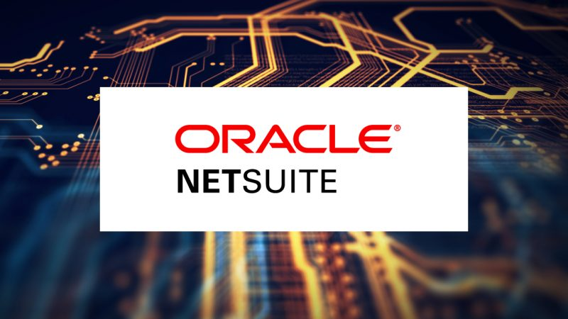Oracle NetSuite Charged