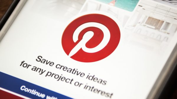 Pinterest's founders have seen their collective wealth double after the company's shares skyrocketed more than 30 per cent in late trading.
