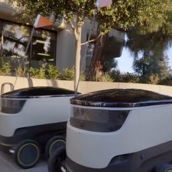 Starship Technologies is expanding its autonomous delivery robots across its hometown of Milton Keynes to celebrate two years of commercial operation.