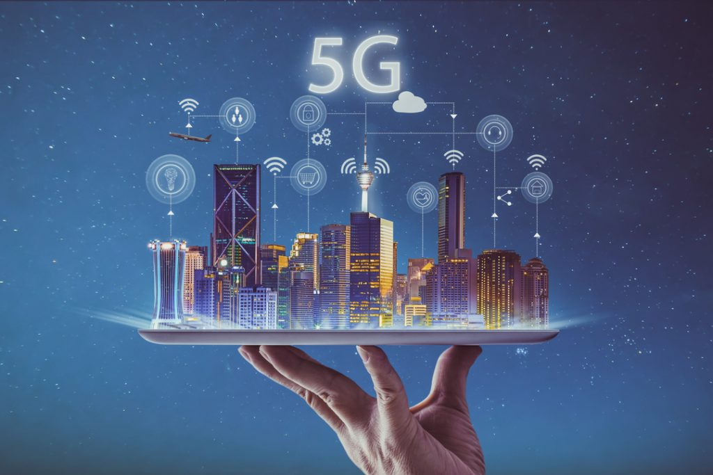 5G to boost UK economy £15.7bn with retail the main benefactor