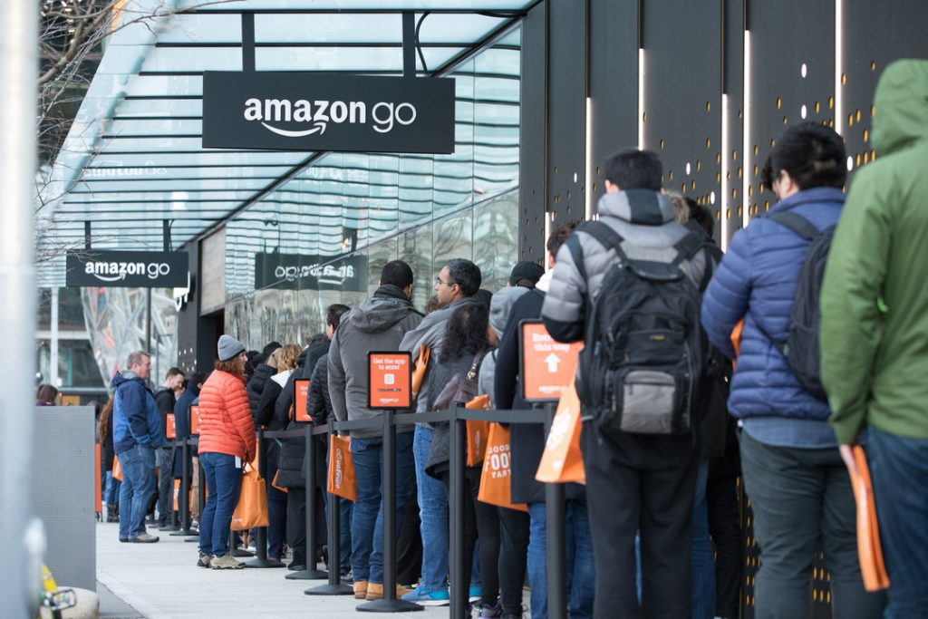 Amazon to open physical stores in Germany