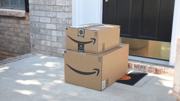 An Amazon theft ring has been uncovered by the FBI allegedly involving two contract Amazon delivery drivers and millions of dollars' worth of goods sold on the site.