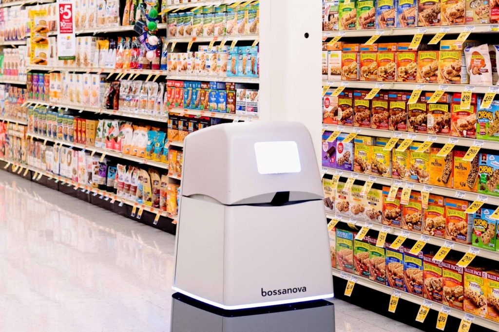 Autonomous retail service robots to hit UK for the first time