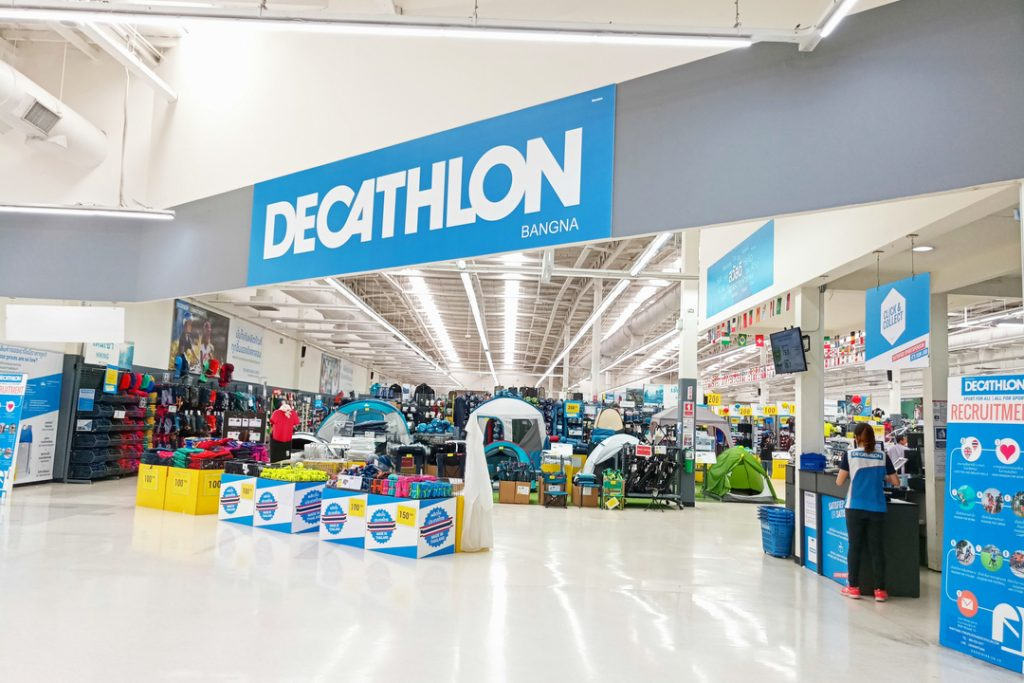 Decathlon launches new cashierless store in California
