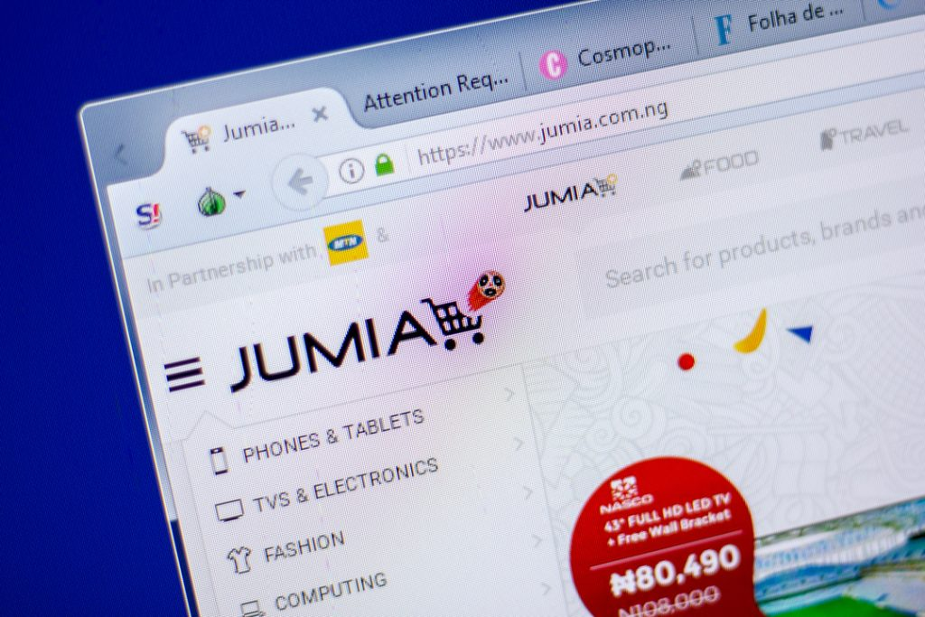"""""""Amazon of Africa"""" Jumia poised for $200m IPO"""