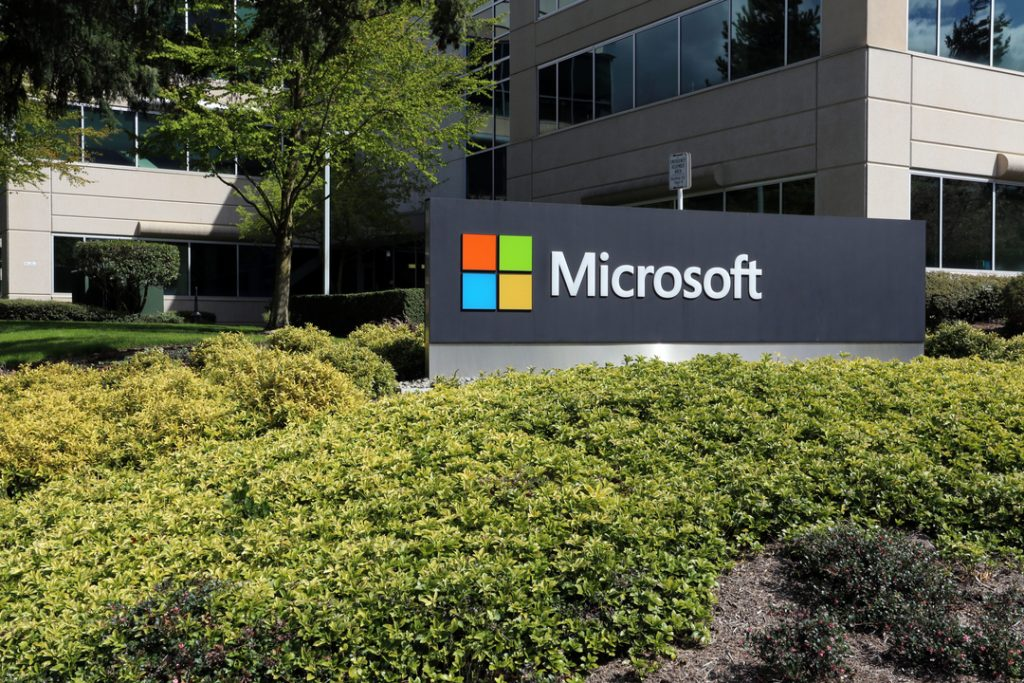"Microsoft ""beat virtually every metric"" in first quarter"