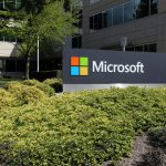 "Microsoft's first quarter sales ""beat virtually every metric"" as its cloud and Office businesses offset falling physical sales."