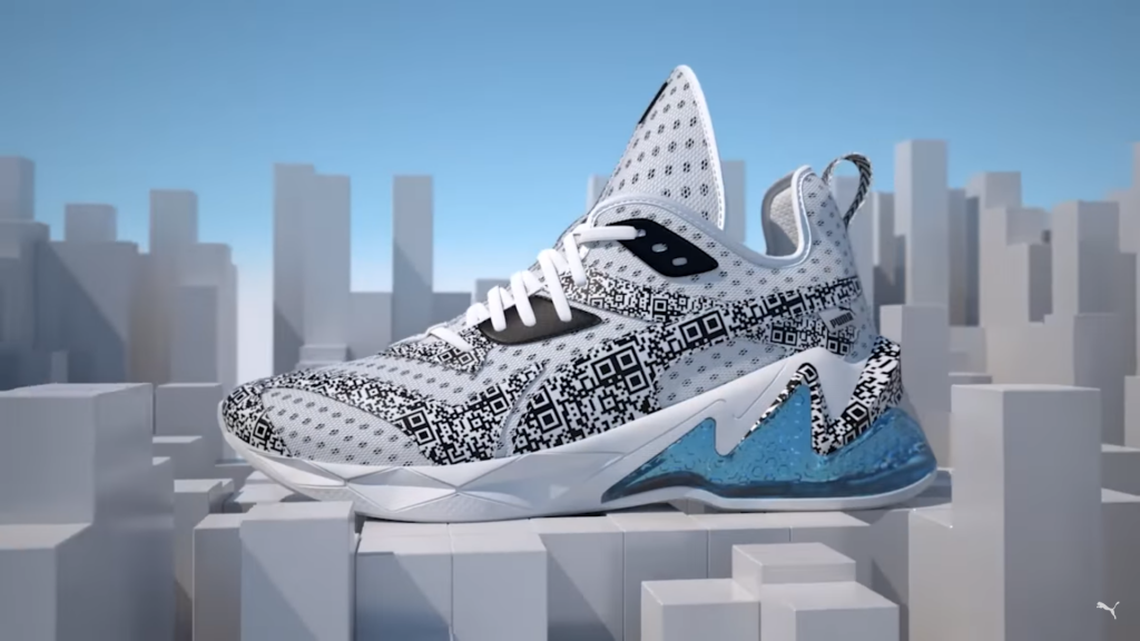 Puma launches worlds first AR shoes