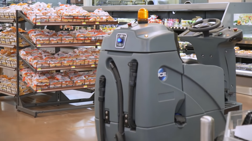 Walmart's robots proving unpopular with staff says report