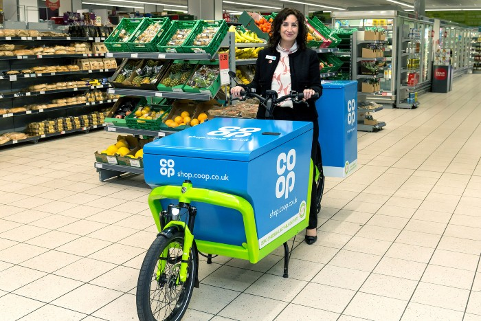 Government launches fund to help retailers buy eCargo delivery bikes