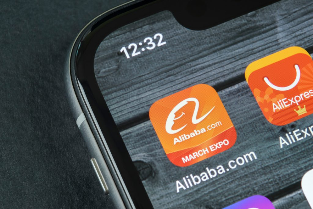 "Alibaba will be first retailer to recieve Chinese ""state-backed"" cryptocurrency"
