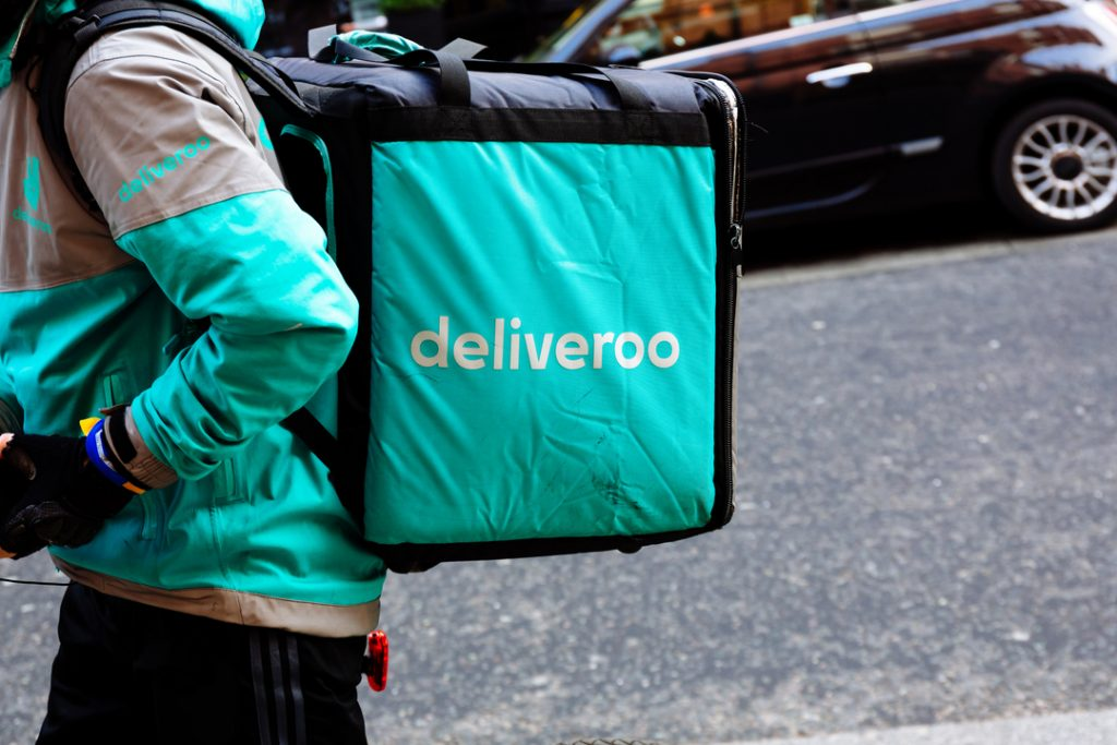 "Amazon offers Deliveroo ""significant"" loan as CMA probe continues"