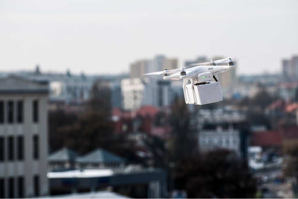 Drones could add £42 billion to economy by 2030 despite lack of public support