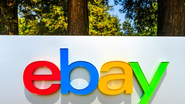 Ebay's shares have jumped around nine per cent after the owner of the New York Stock Exchange reportedly made a takeover bid for the company.