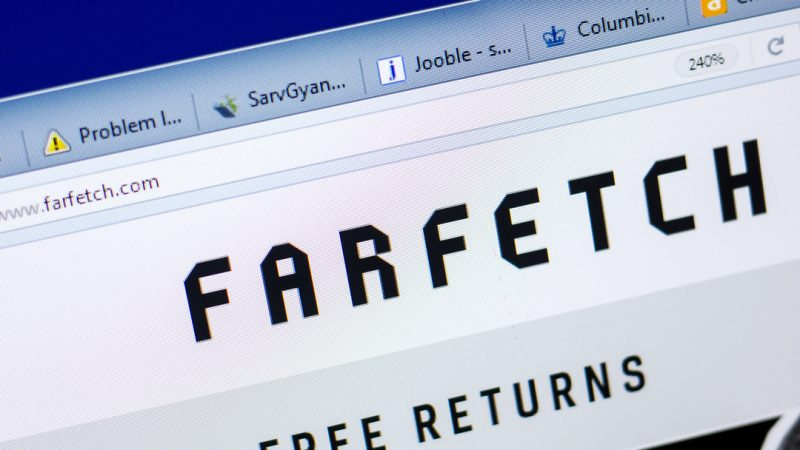 Farfetch shares rise 15% after tumultuous week of results