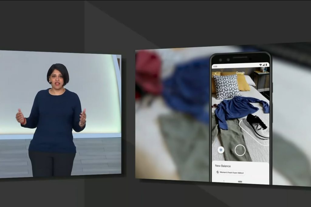 Retailers including New Balance & Samsung to add AR models to Google search