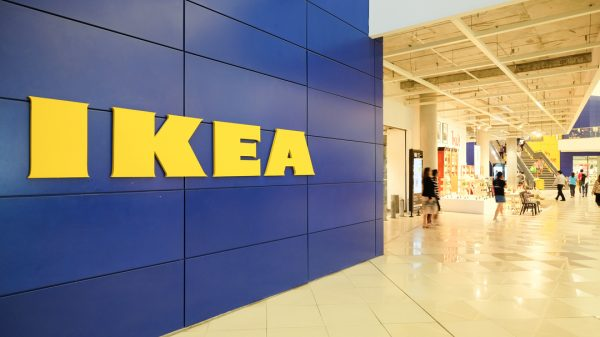 "Ikea's chief executive said that ""online saved us"" this year during the coronavirus crisis, as three quarters of stores were shut for over six months."