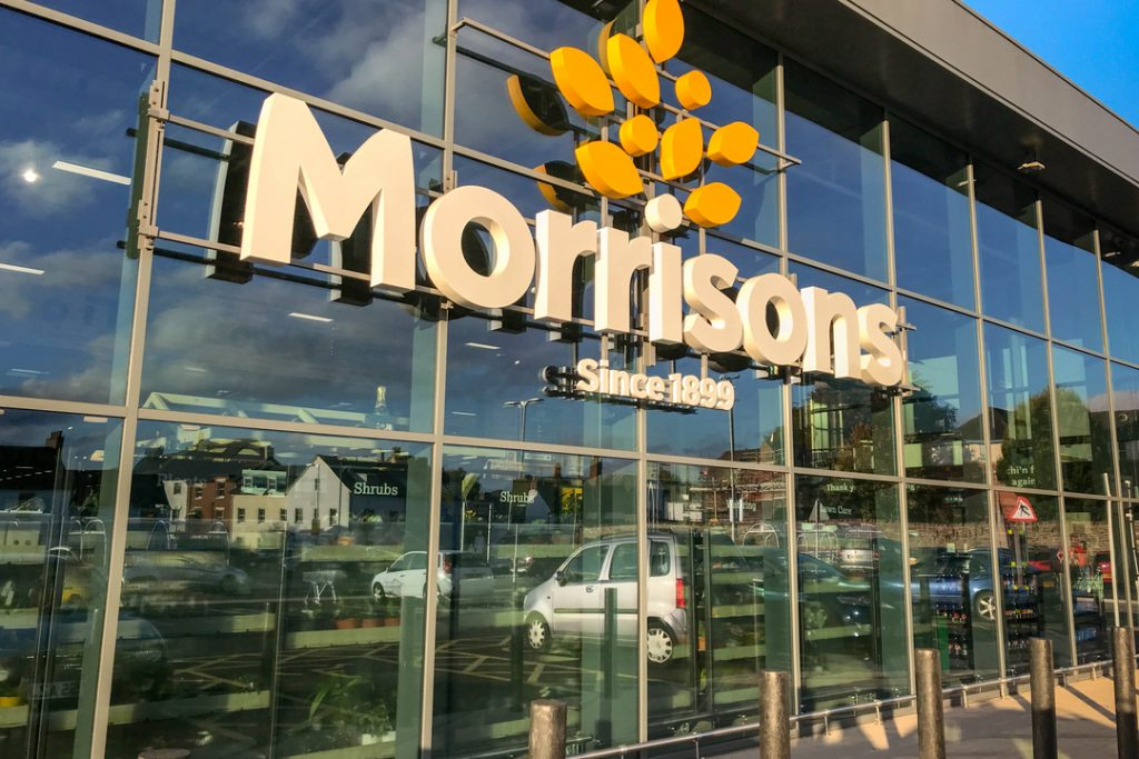 Morrisons shuts app and imposes 3-item limit for all online orders