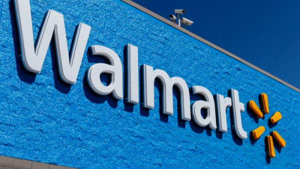 "Walmart is launching ""Fulfilled by Walmart"" offering third party retailers storage and shipping services as it ramps up its rivalry with Amazon."