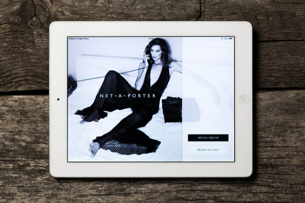 Yoox Net-a-Porter to become one of the first to launch shoppable Instagram account