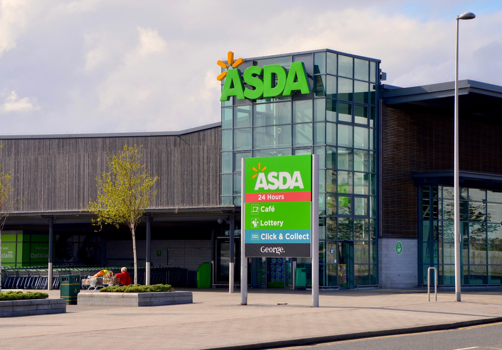 Asda steps up in-store tech to spur on growth in George clothing