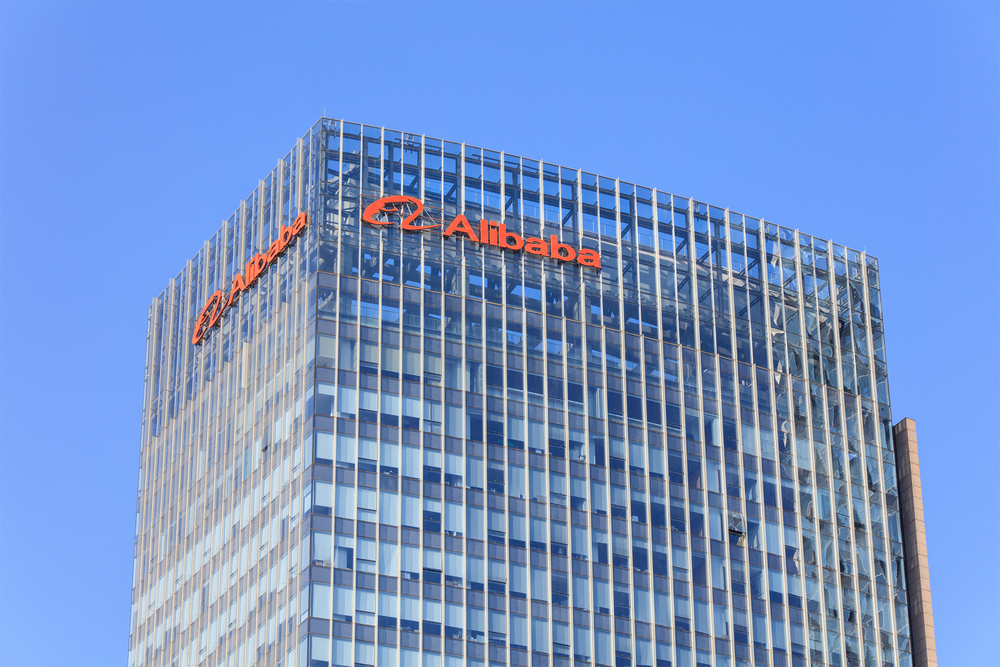 Alibaba applies for 262 blockchain patents