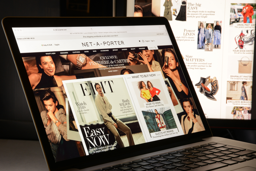 Yoox Net-a-Porter launches major app upgrade
