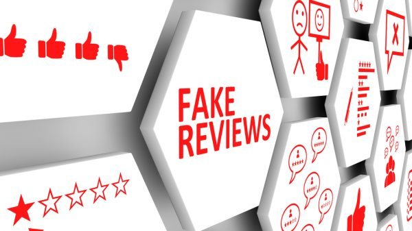 "Small businesses in the UK are facing ""huge difficulties"" when trading through online marketplaces thanks to the prominence of fake reviews."