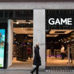 Game says it will furlough its entire workforce until the end of April with regular pay, but cannot guarantee jobs after that date.