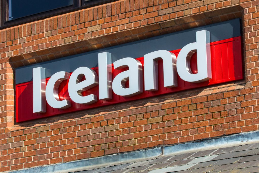 Iceland's digital discount vouchers drive £500,000 in extra sales