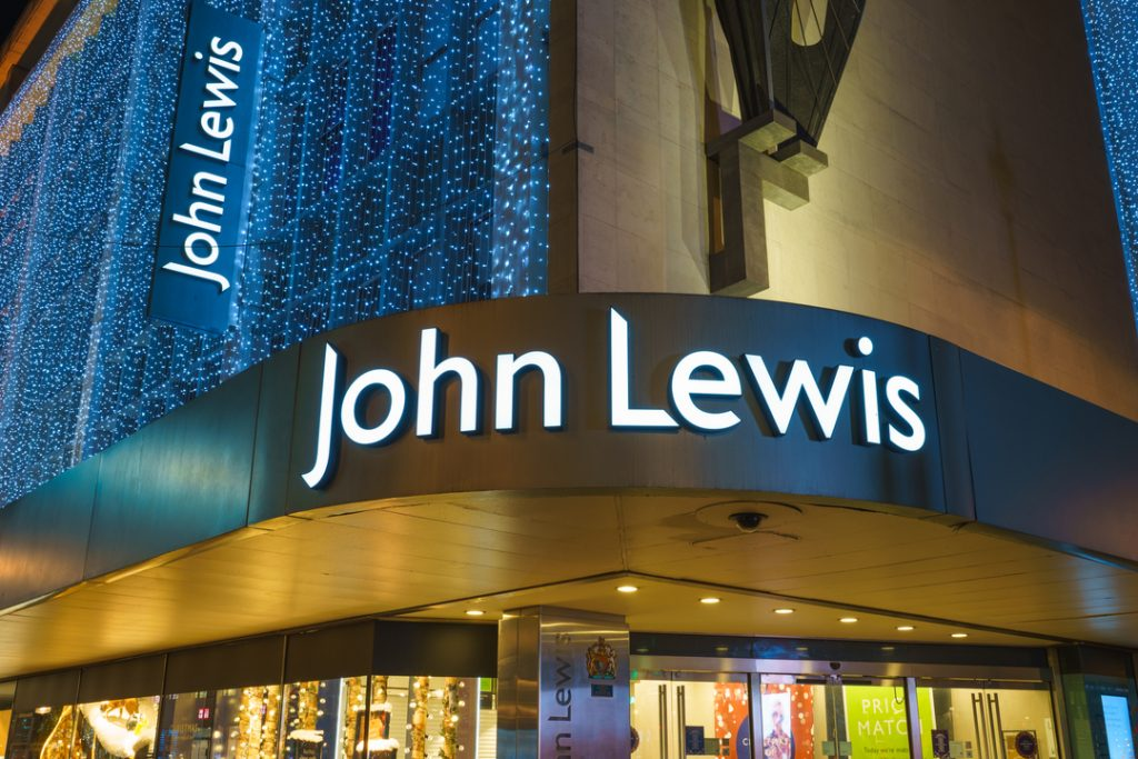 Bed time online shopping skyrocketed last year according to John Lewis