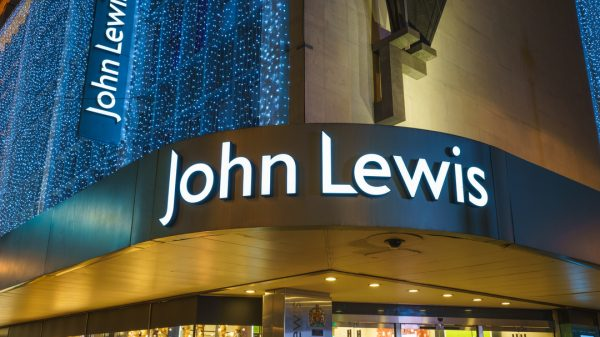 John Lewis has partnered with insurance giant Domestic & General (D&G) to offer cover on purchases ranging from TV's to sofas.