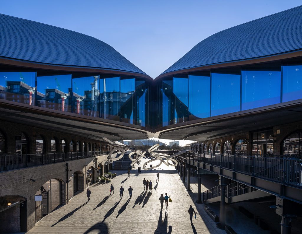 Samsung unveils details of its upcoming high-tech KX store in Coal Drops Yard