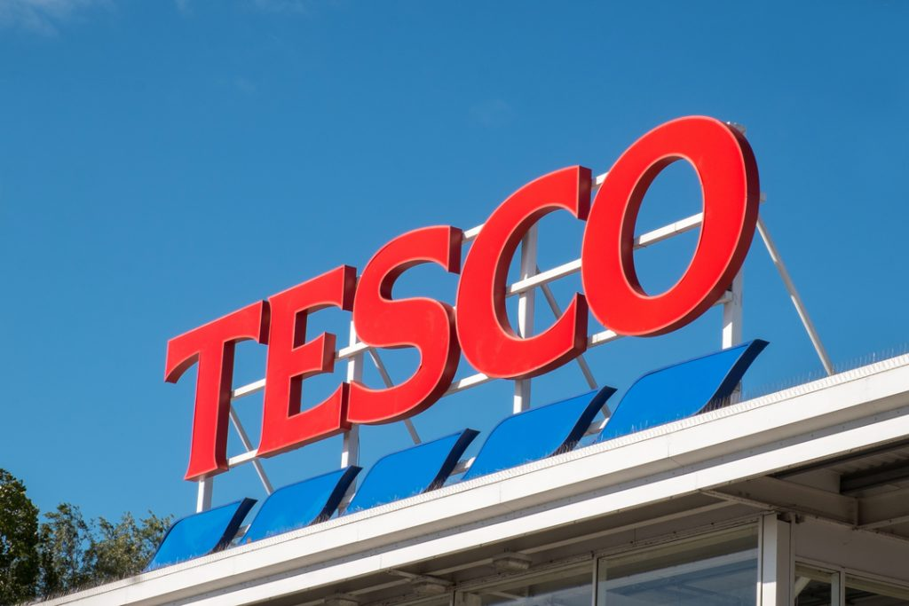 Tesco set to go cashierless as it seeks to rival Amazon Go