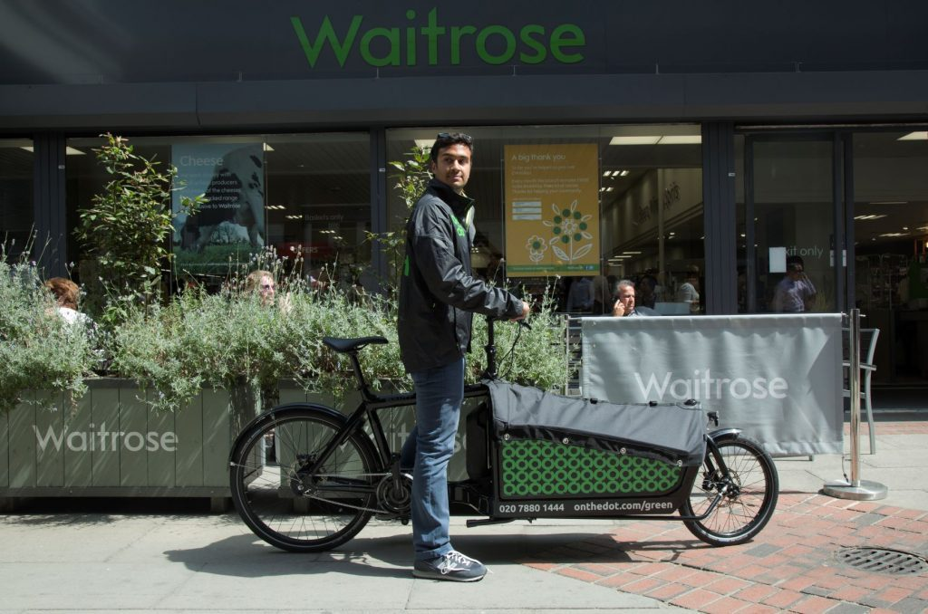 Waitrose expands 2-hour delivery outside of London
