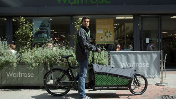 Waitrose is tripling the number of delivery slots available via its 'Rapid' service to help ensure the elderly and vulnerable have access to essentials during the pandemic.