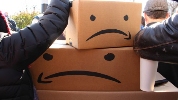 Amazon employees in their hundreds have publicly criticised the company's climate policies despite threats of termination for doing so.