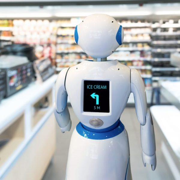 In-store automation has become a major competitive advantage for retailers promising to attract online shoppers back to the high street.